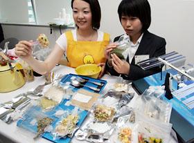 宇宙食について その6:宇宙食ができるまで