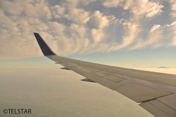 [新メンバー記事]飛行機で「そら」の旅