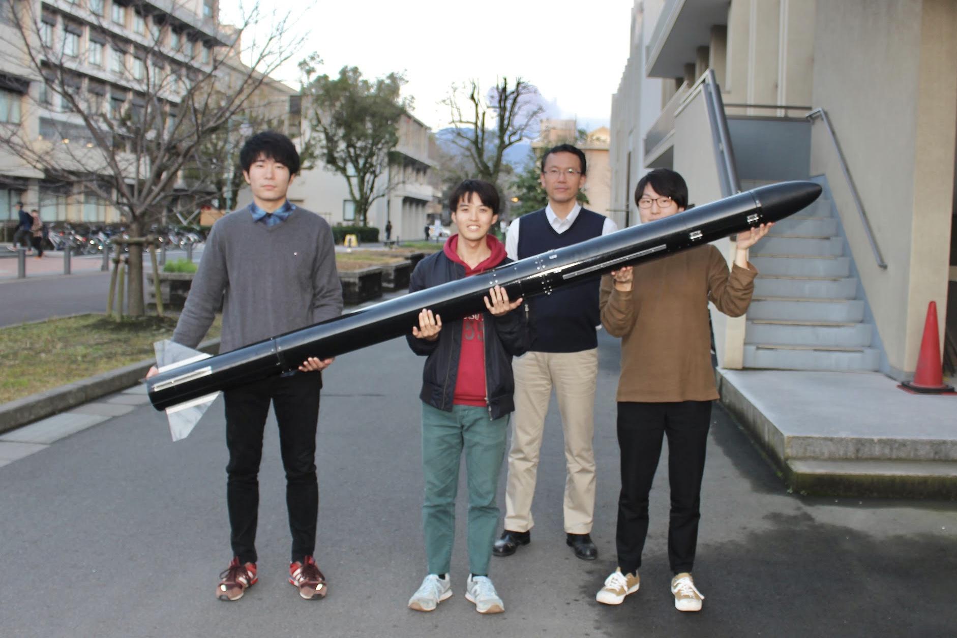 【23号うちゅうけん!スピンオフ】ロケットの地産地昇!?(初号機飛翔編)