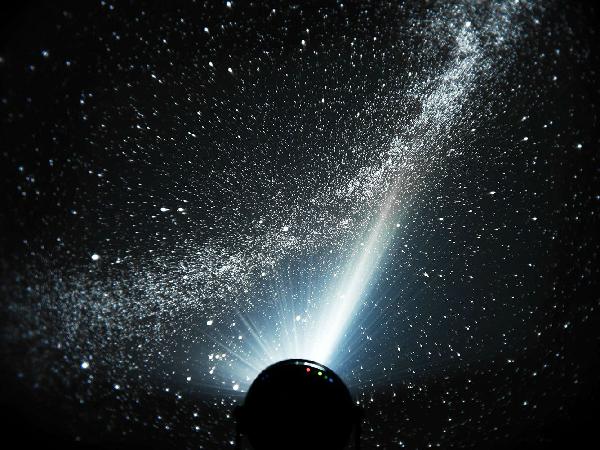 宇宙女子コラボ記事~第三夜「ホームプラネタリウム」